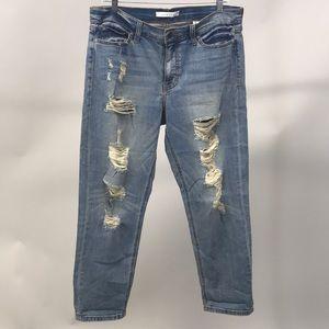 Eunina Boyfriend Jeans
